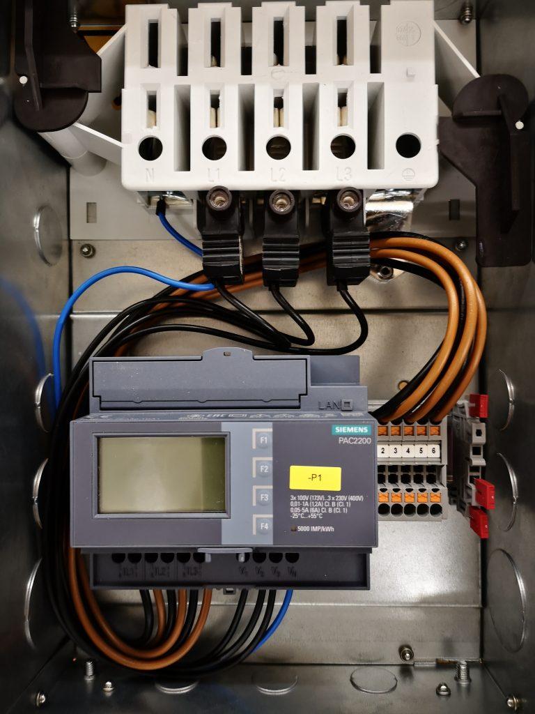 Schaltgeräte, Schaltschrank, Kabelkonfektion, Kabelkonfektionierung, Elektro-Montage