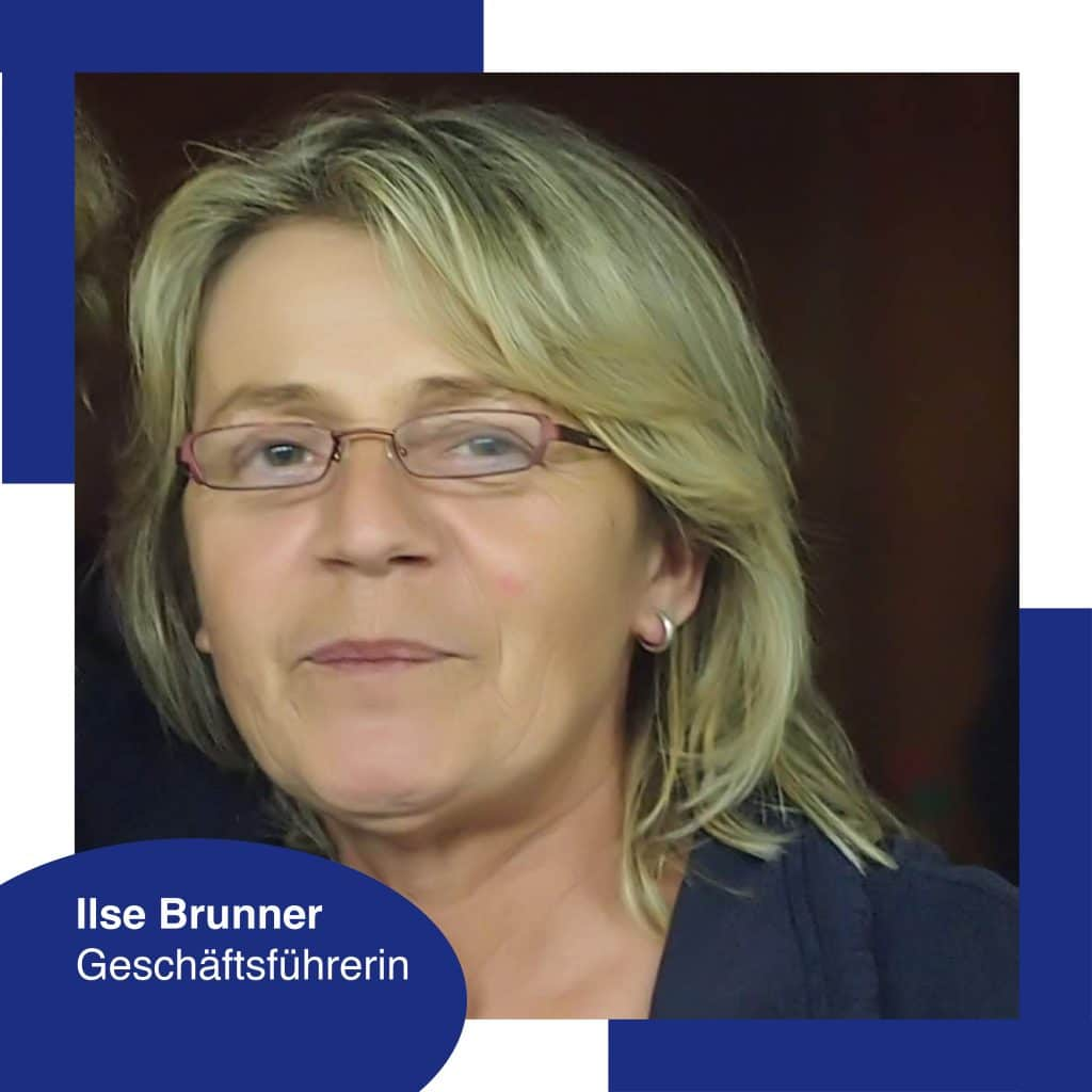Ilse Brunner Geschäftsführerin EMS Brunner Schaltgerätebau & Kabelkonfektion
