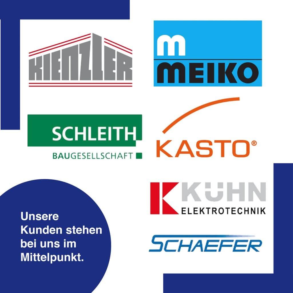 Kienzler, Meiko, Schleith, Kasto, Kühn, Schäfer